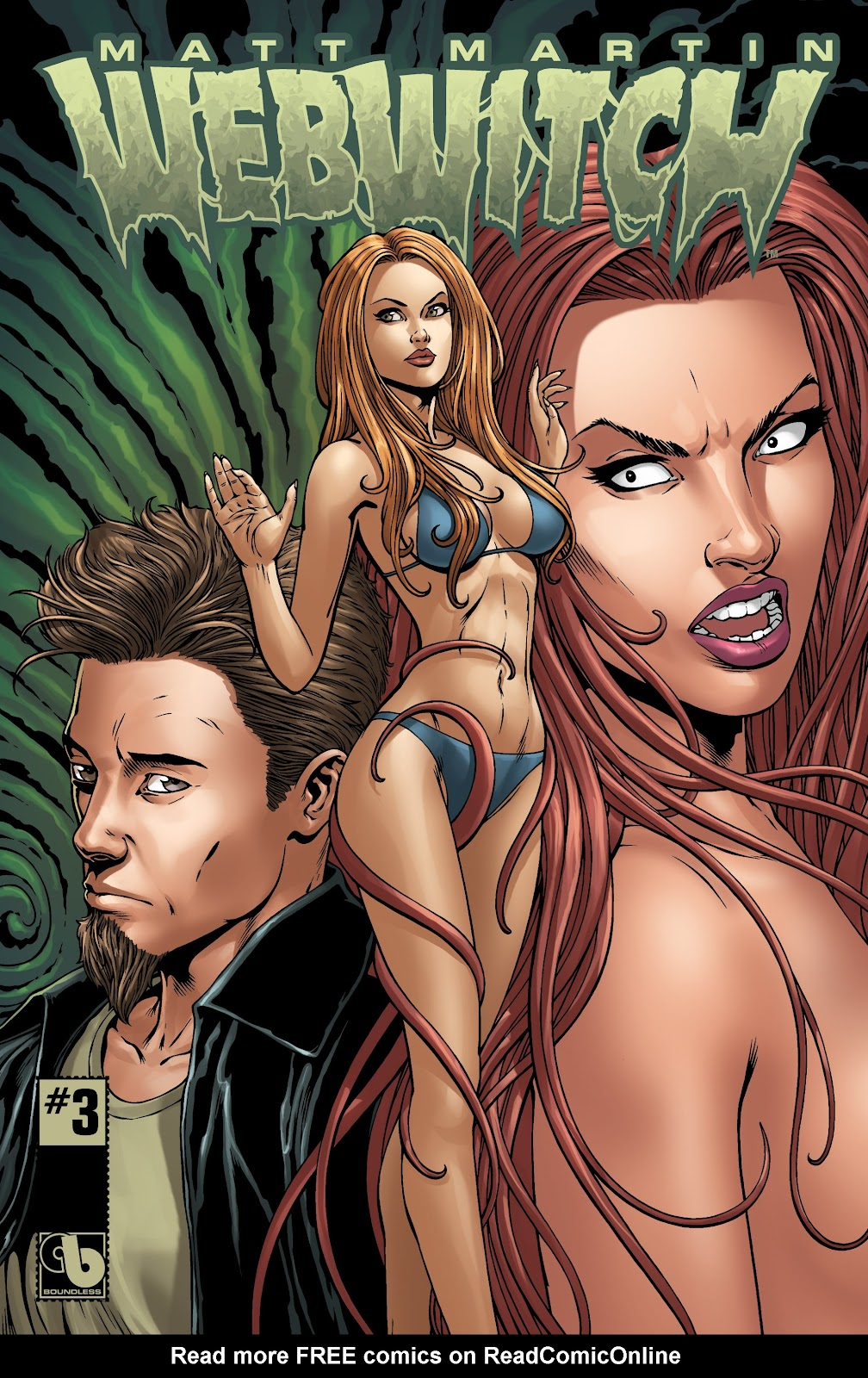Webwitch (2015) Issue #3 #3 - English 1