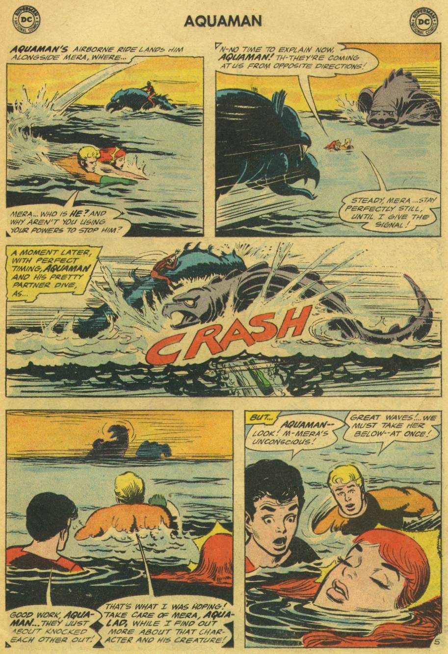Aquaman (1962) Issue #18 #18 - English 7