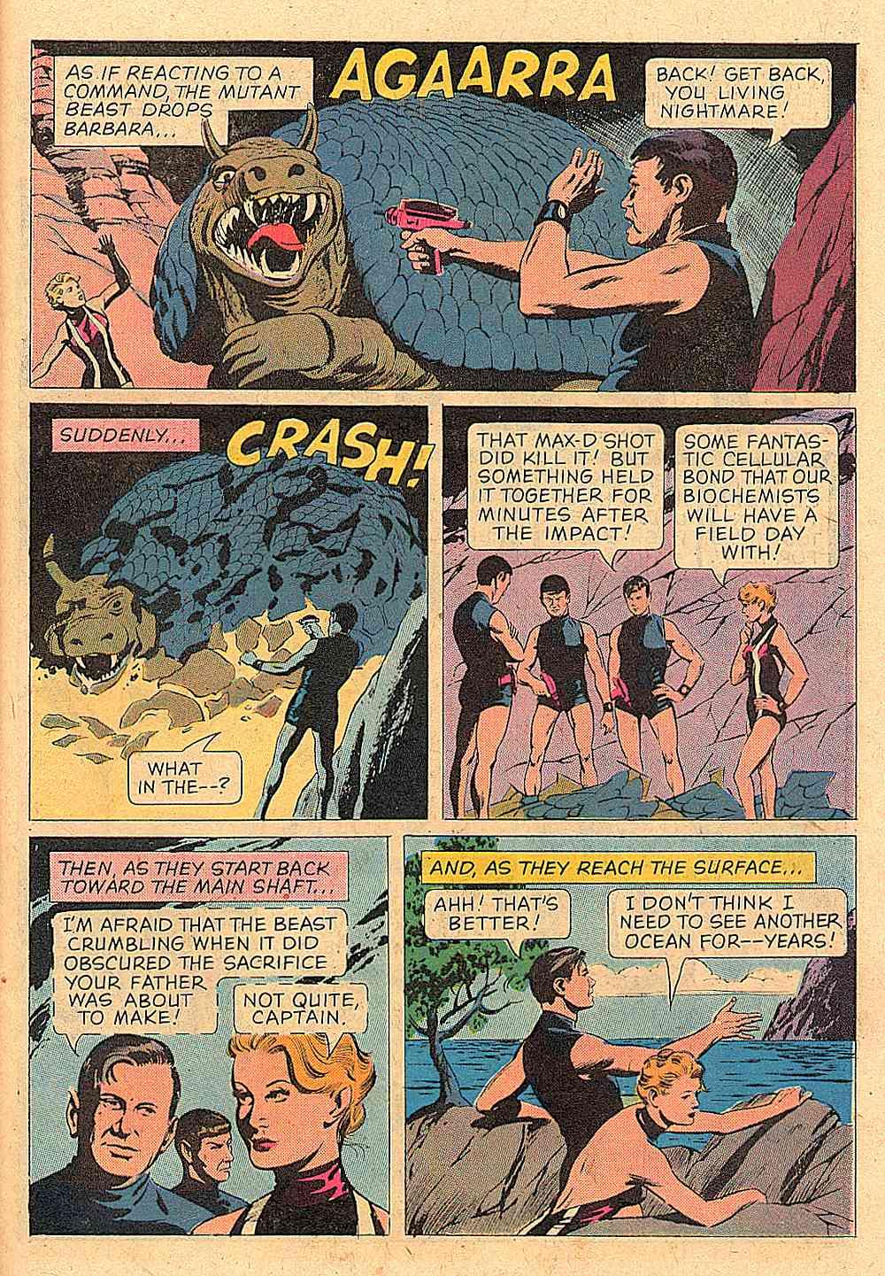 Star Trek (1967) #43 #43 - English 19