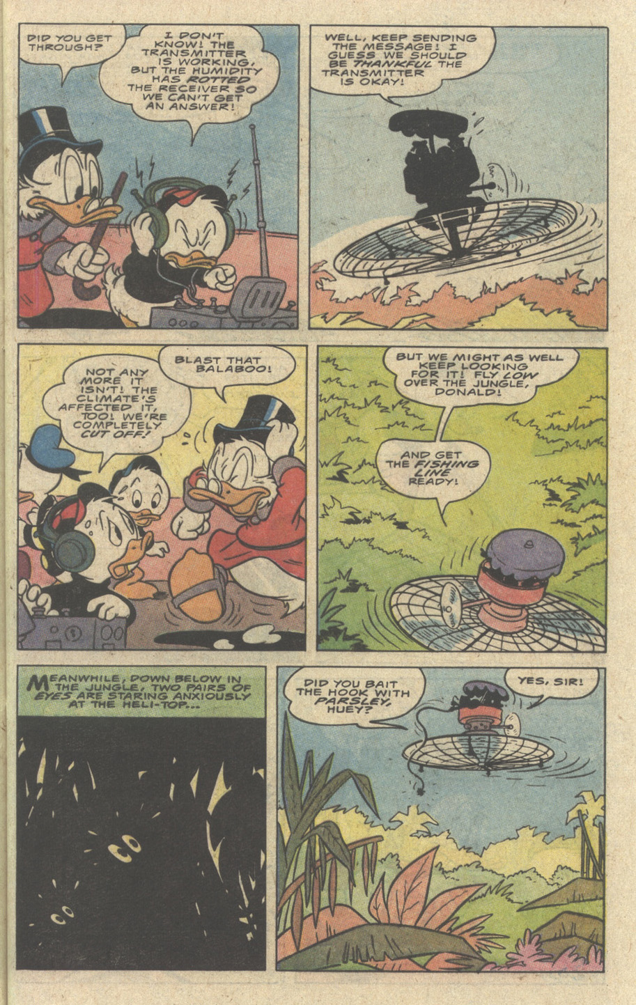 Uncle Scrooge (1953) Issue #242 #242 - English 21