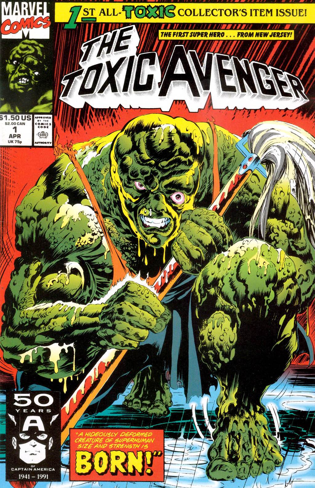 Toxic Avenger #1 #11 - English 1