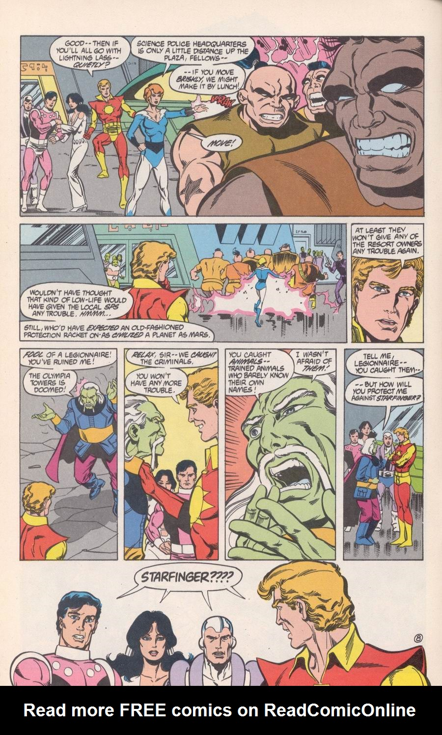 Tales of the Legion Issue #354 #41 - English 9