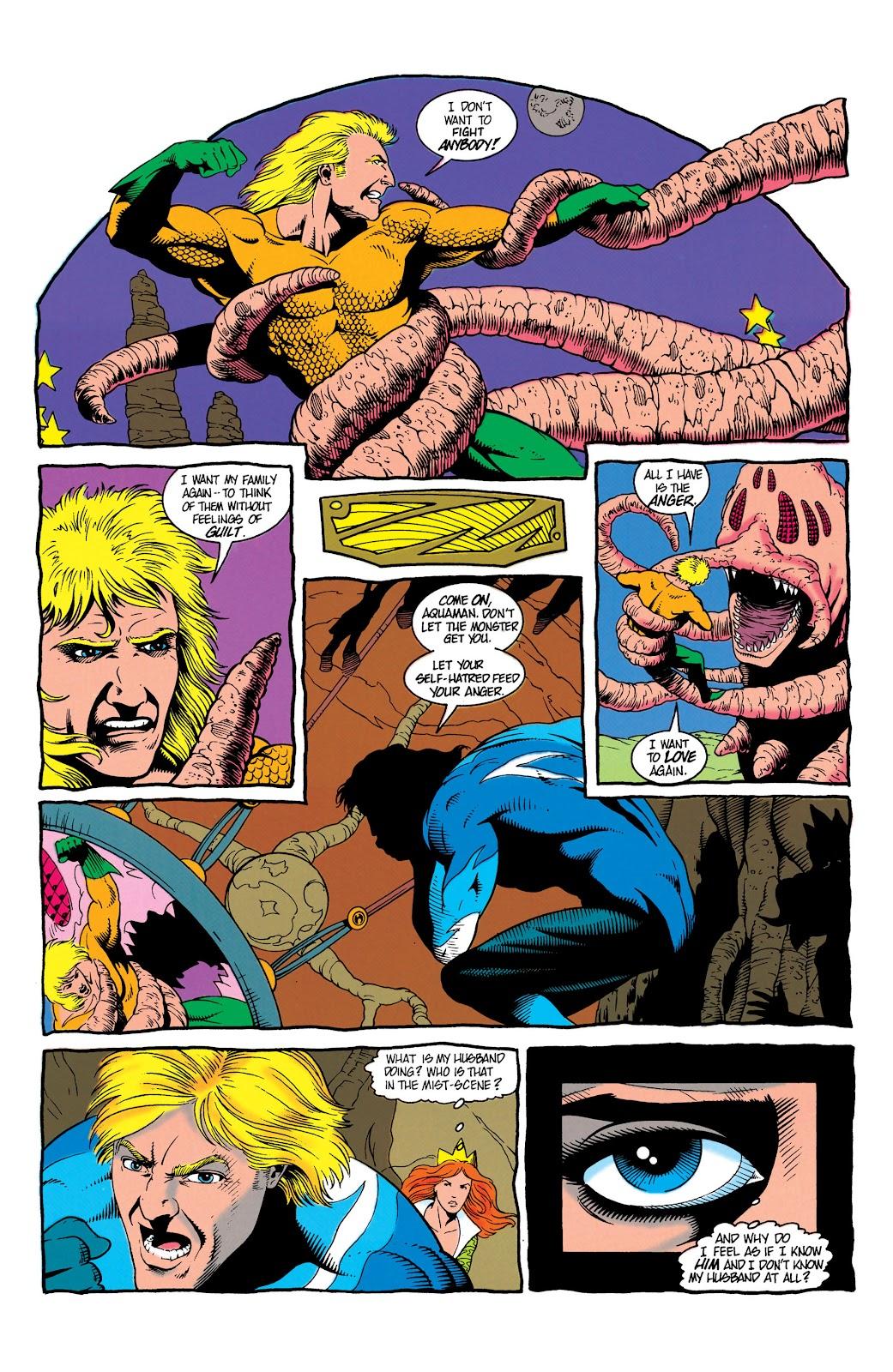 Aquaman (1991) Issue #7 #7 - English 18