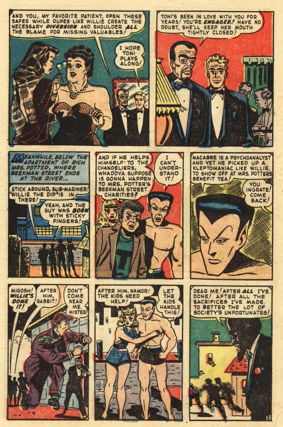 Sub-Mariner Comics #25 #25 - English 20