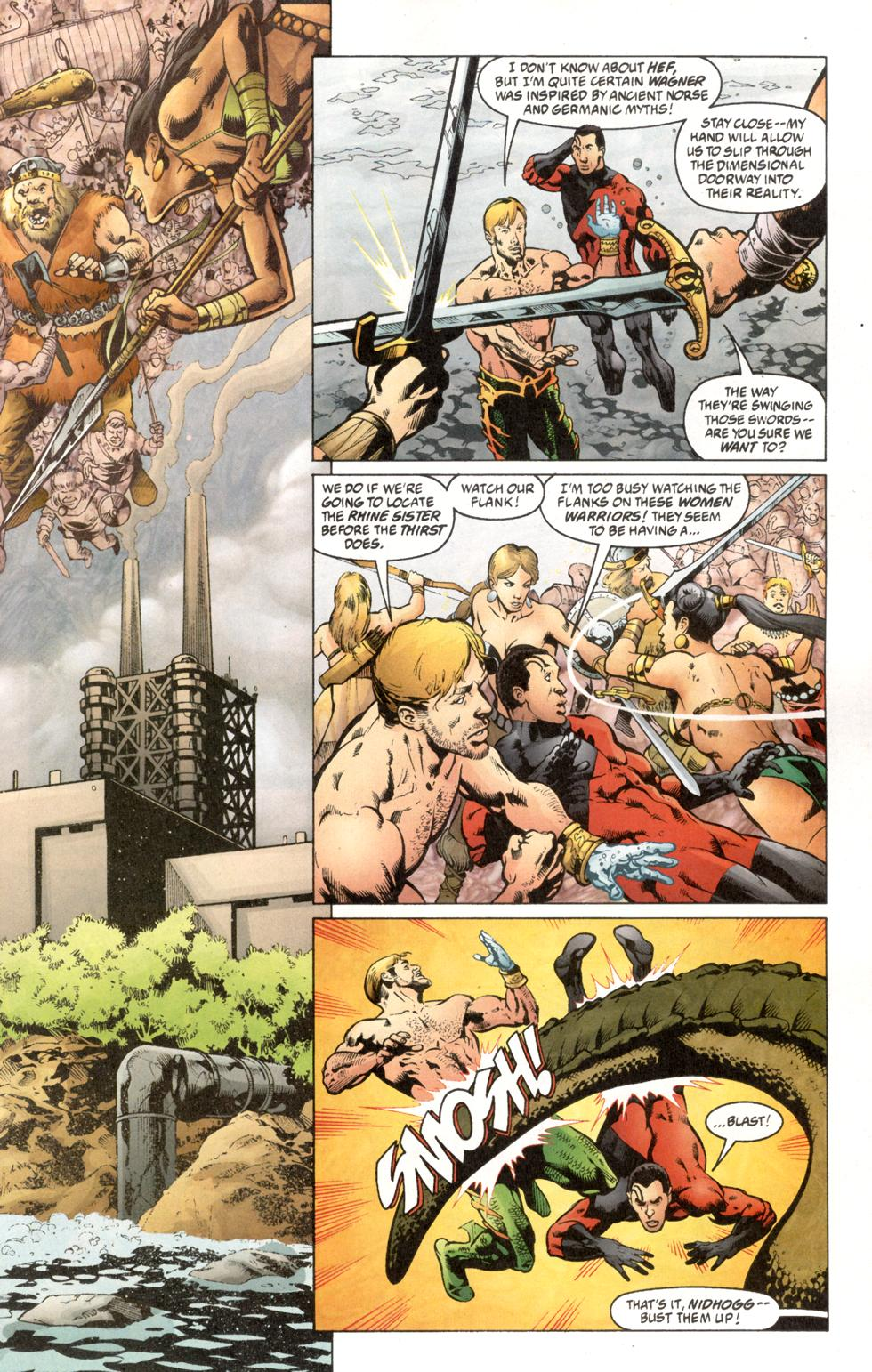 Aquaman (2003) Issue #7 #7 - English 5