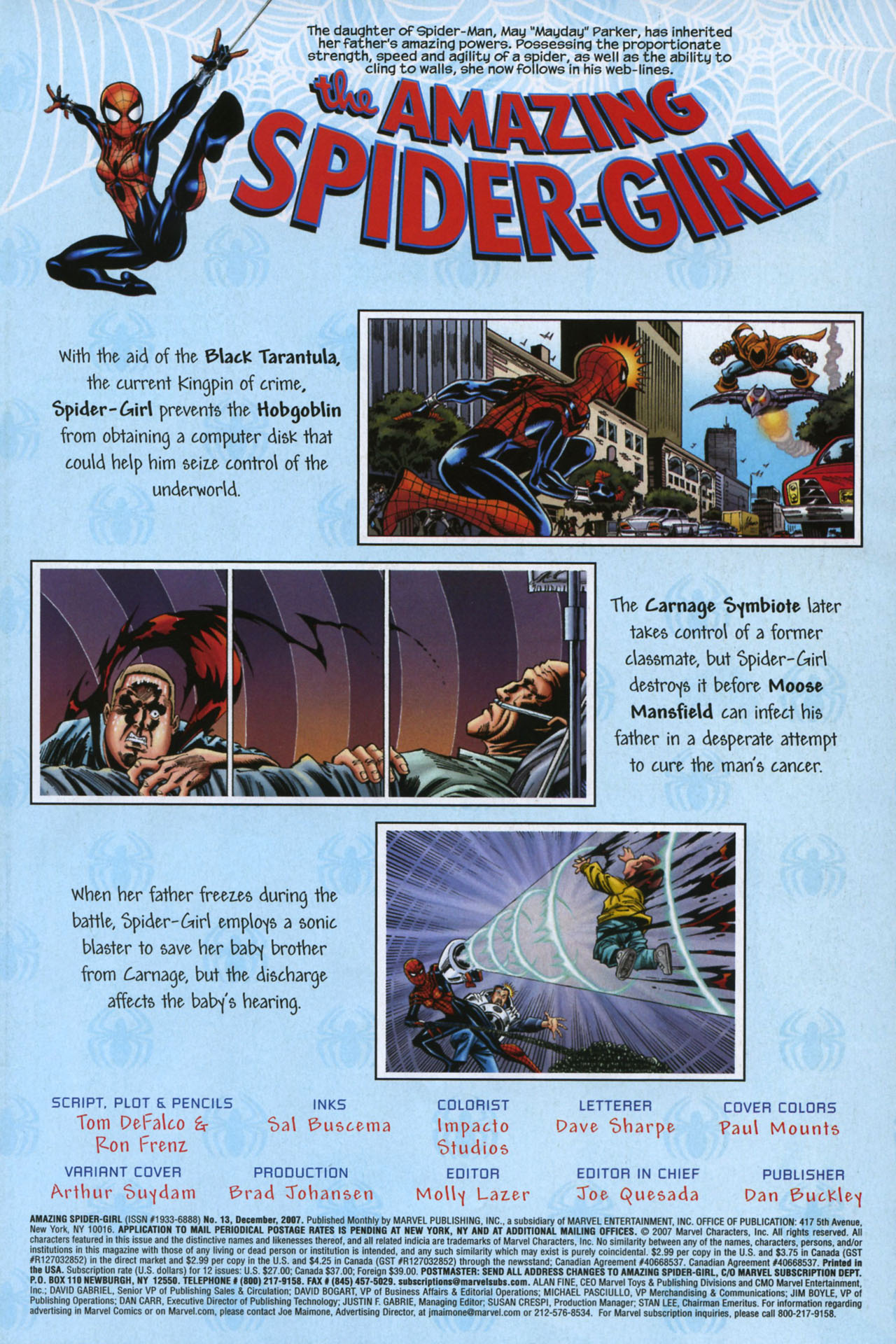 Amazing Spider-Girl #13 #18 - English 3