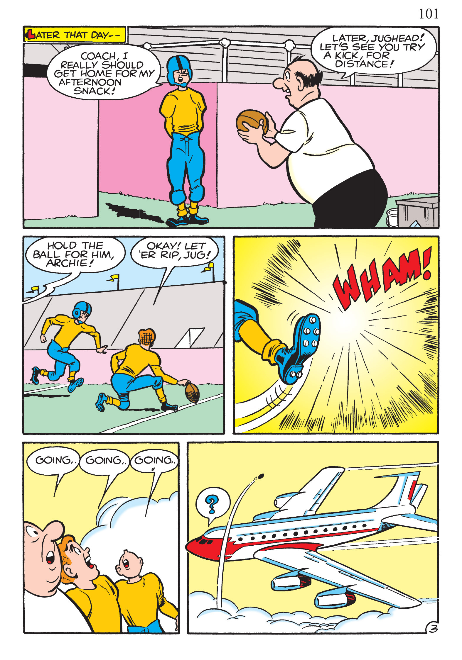 Read online The Best of Archie Comics comic -  Issue # TPB 2 (Part 1) - 103