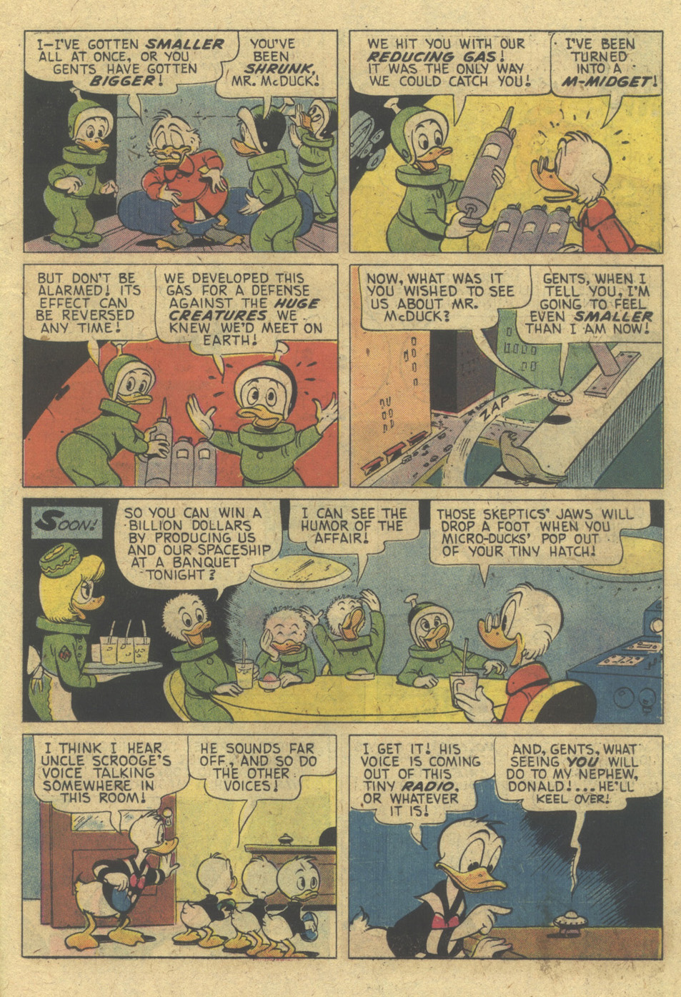 Uncle Scrooge (1953) Issue #130 #130 - English 15