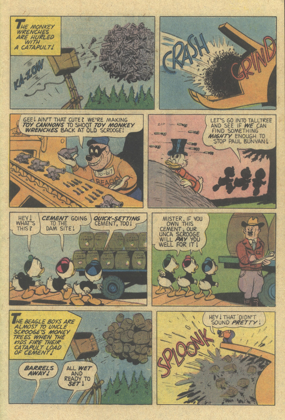 Uncle Scrooge (1953) Issue #144 #144 - English 25