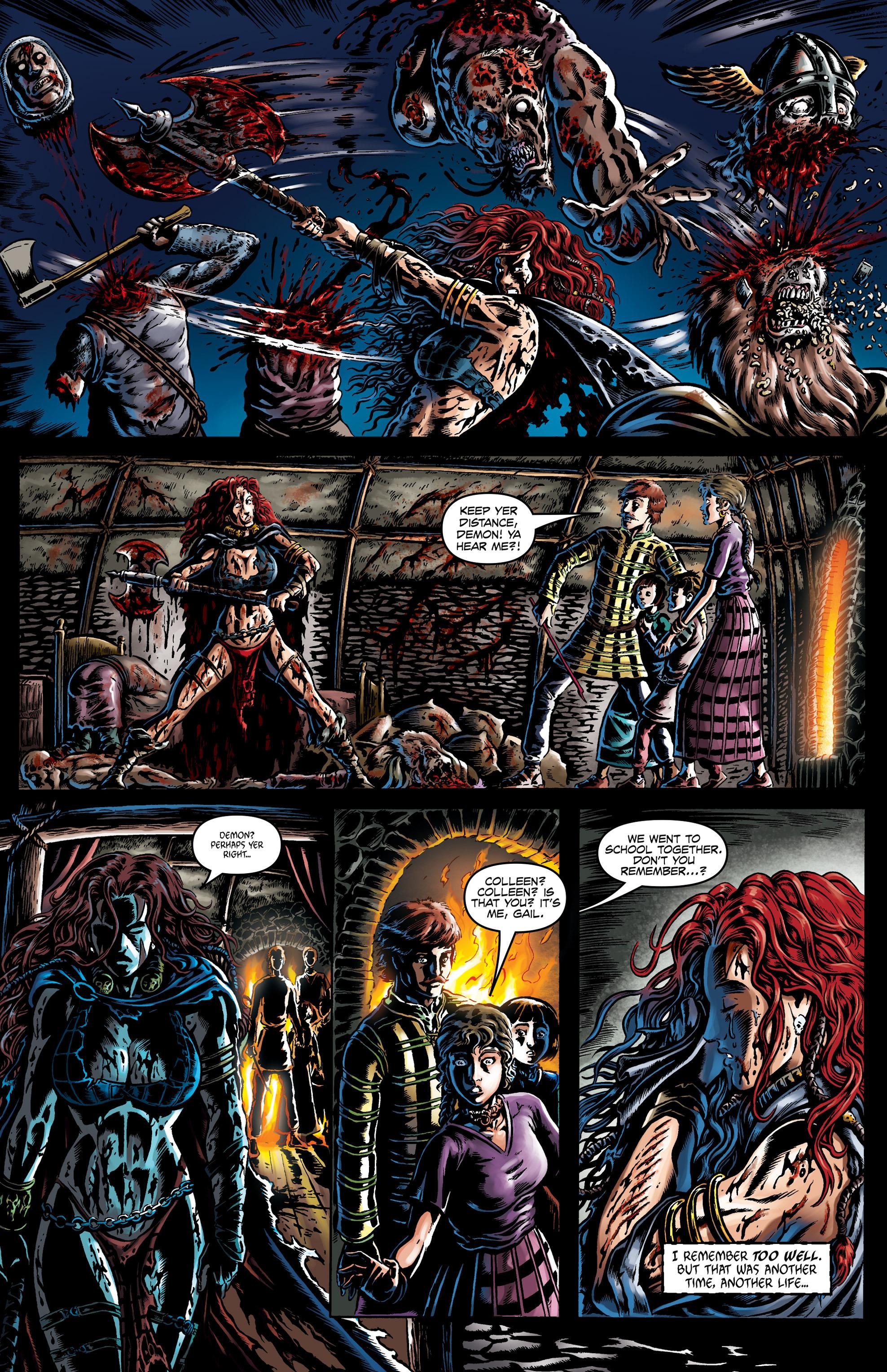 Read online Belladonna comic -  Issue #0 - 34
