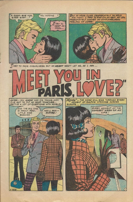 Read online Secret Hearts comic -  Issue #144 - 17