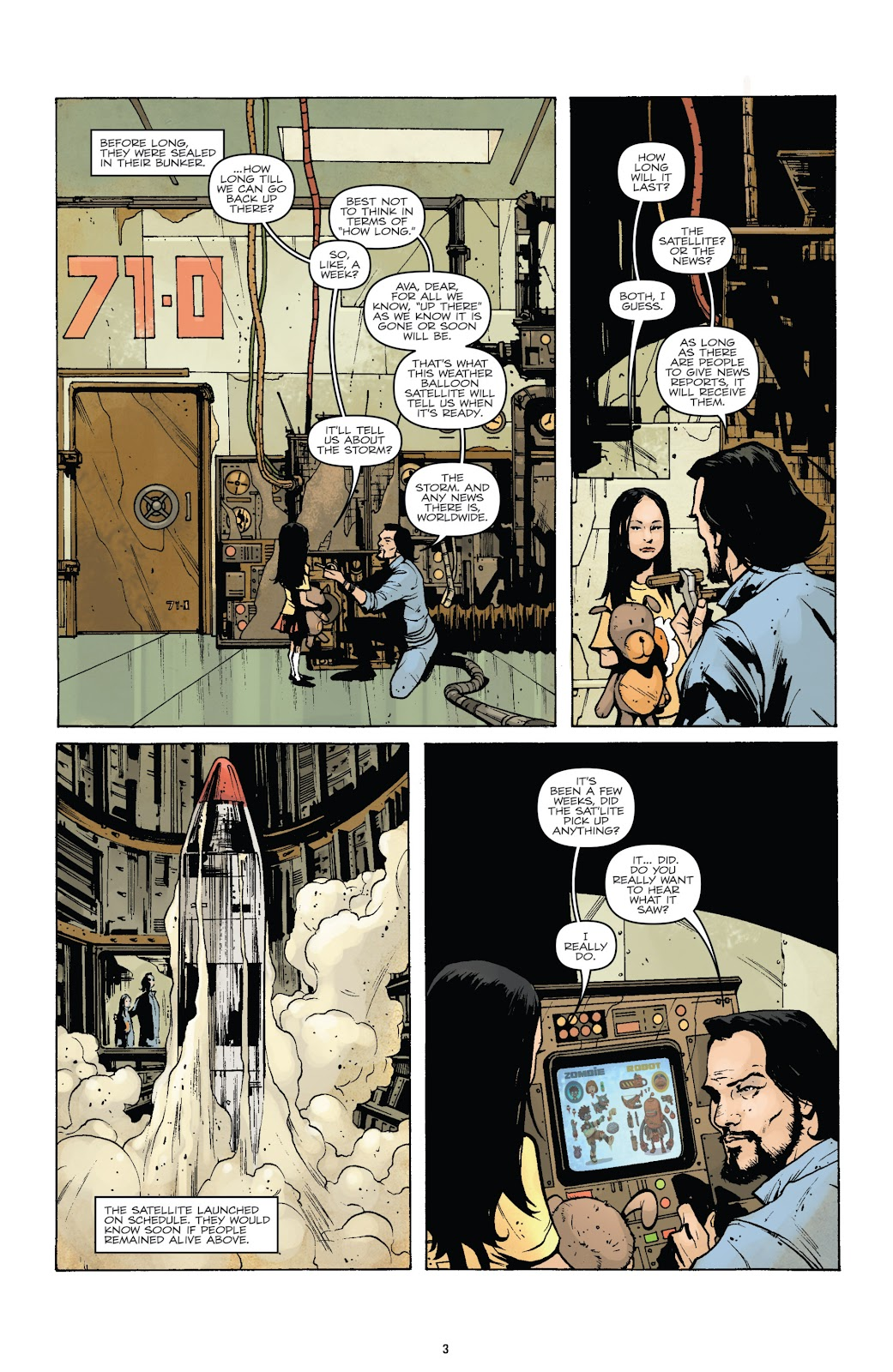 Zombies vs Robots (2015) Issue #7 Page 6