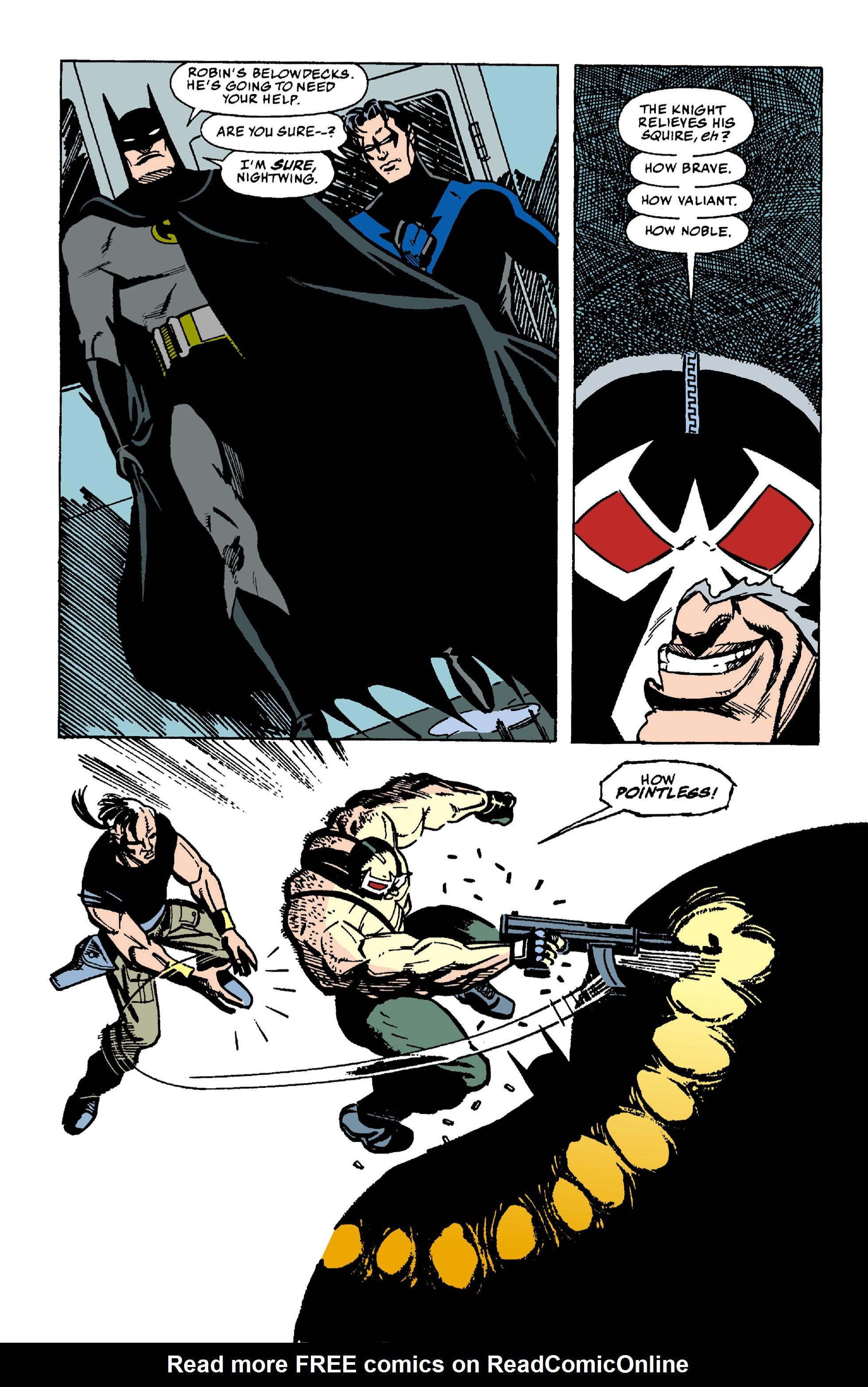 Read online Batman: Bane comic -  Issue # Full - 37