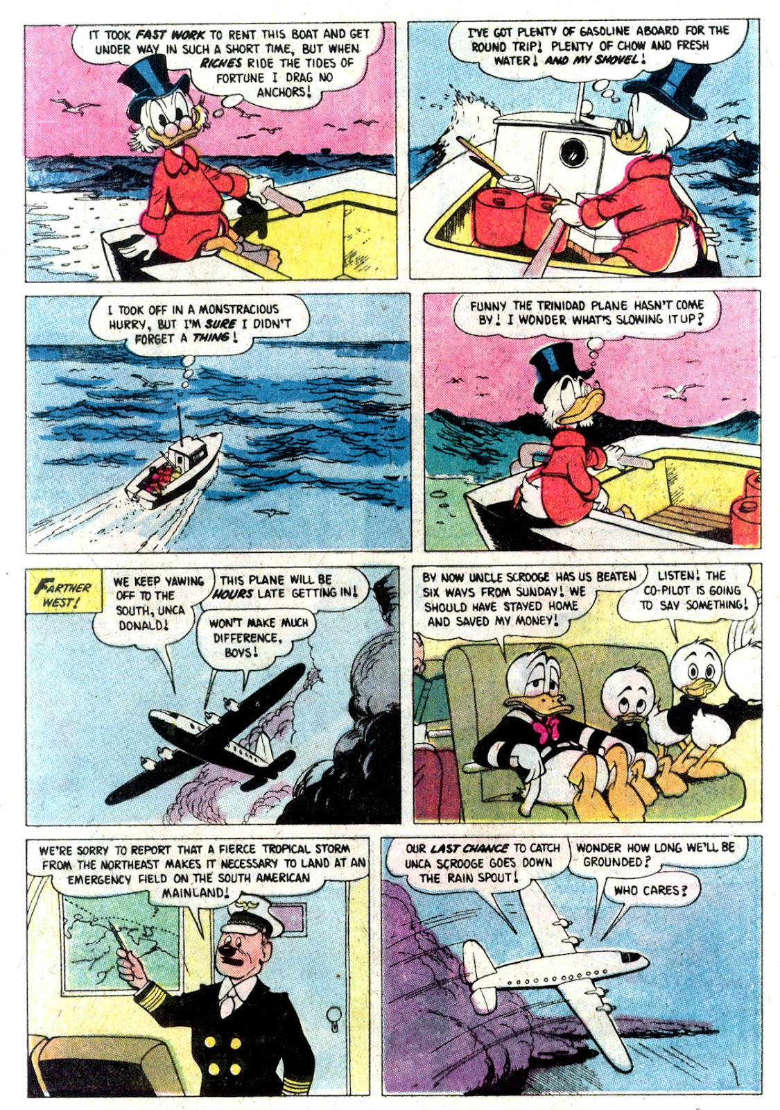 Uncle Scrooge (1953) Issue #177 #177 - English 13