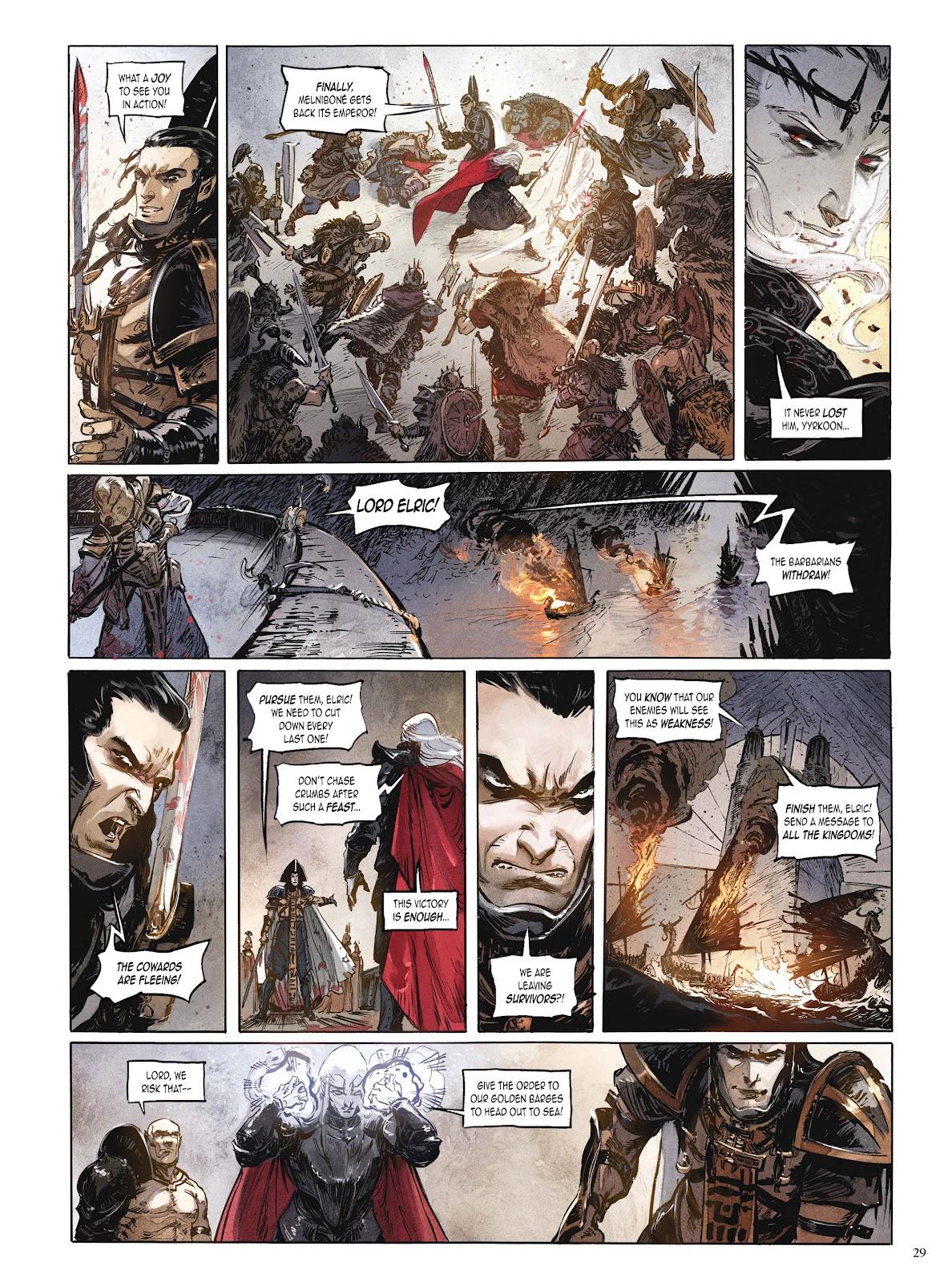 Elric (2014) TPB 1 #1 - English 28