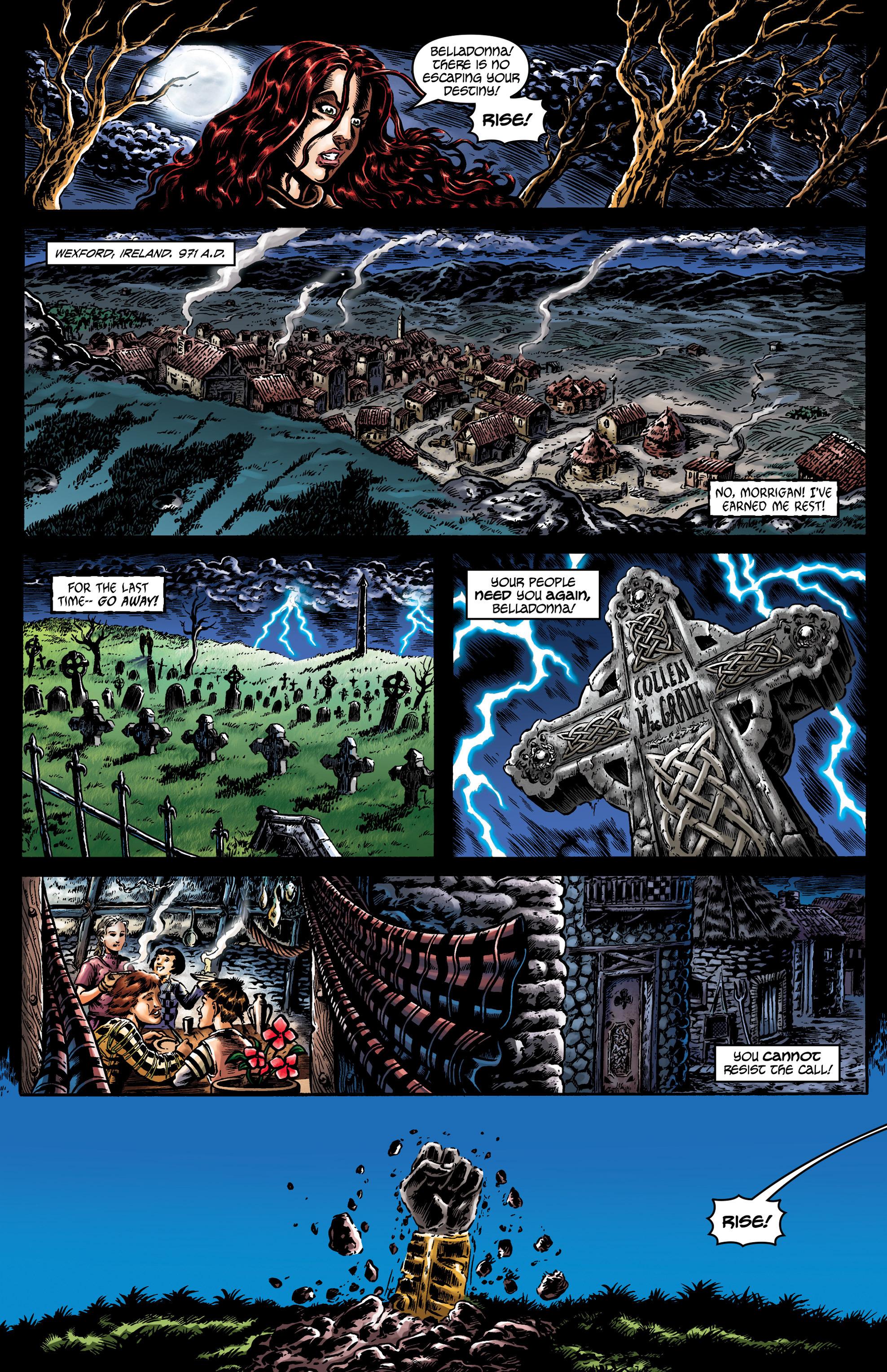 Read online Belladonna comic -  Issue #0 - 26