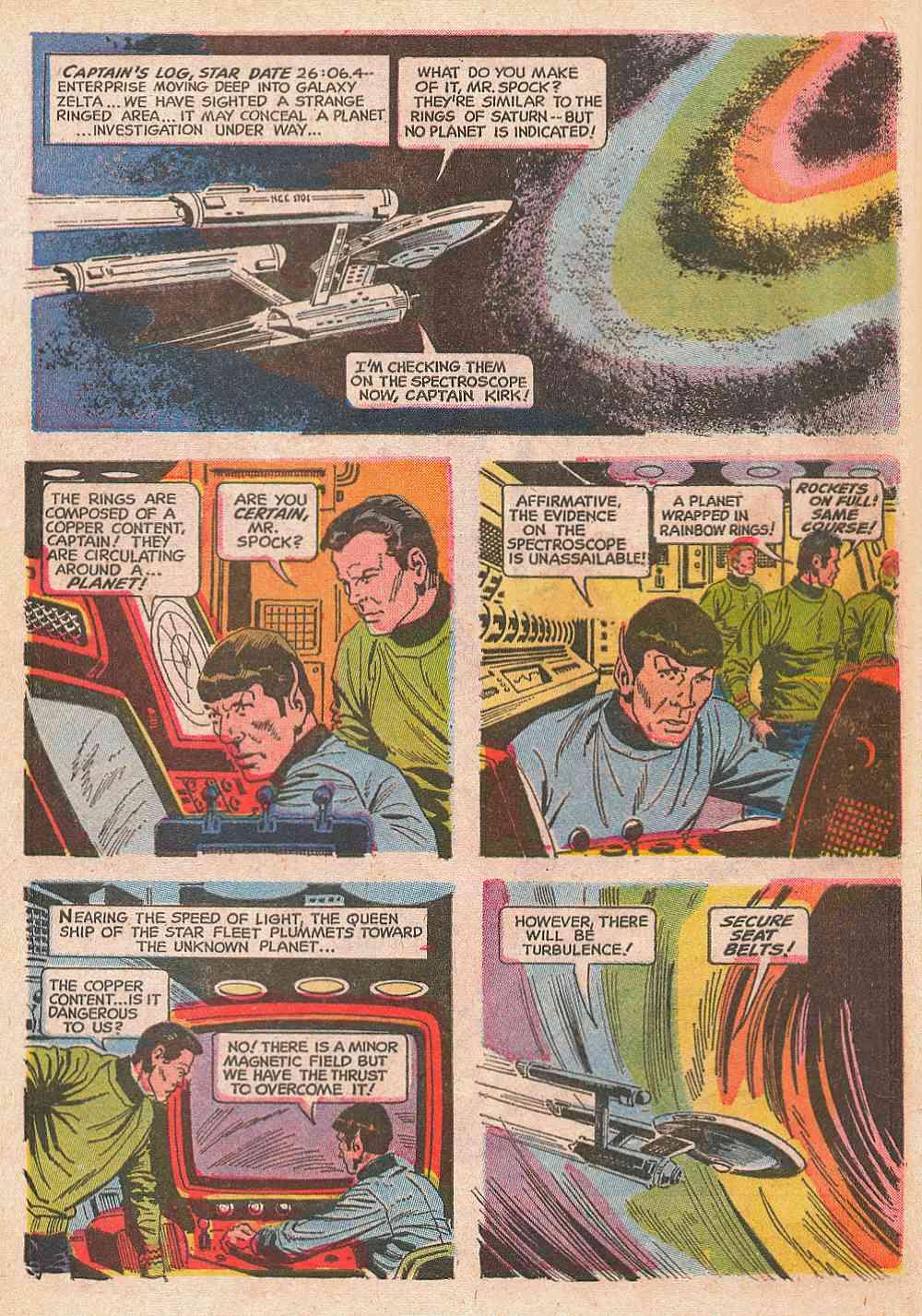 Star Trek (1967) Issue #5 #5 - English 3