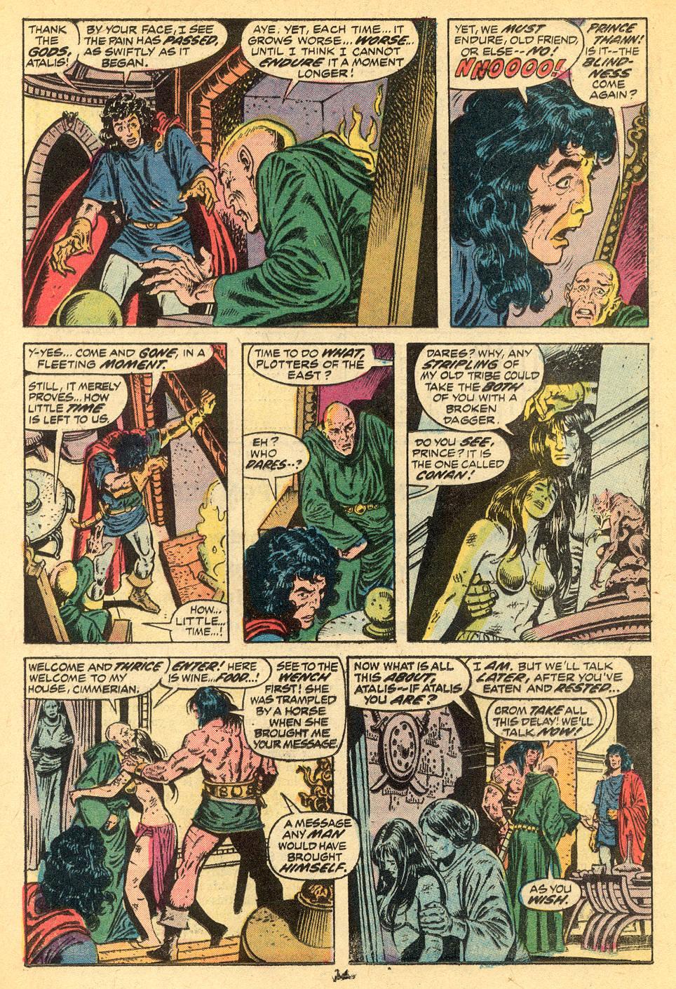 Conan the Barbarian (1970) Issue #30 #42 - English 11