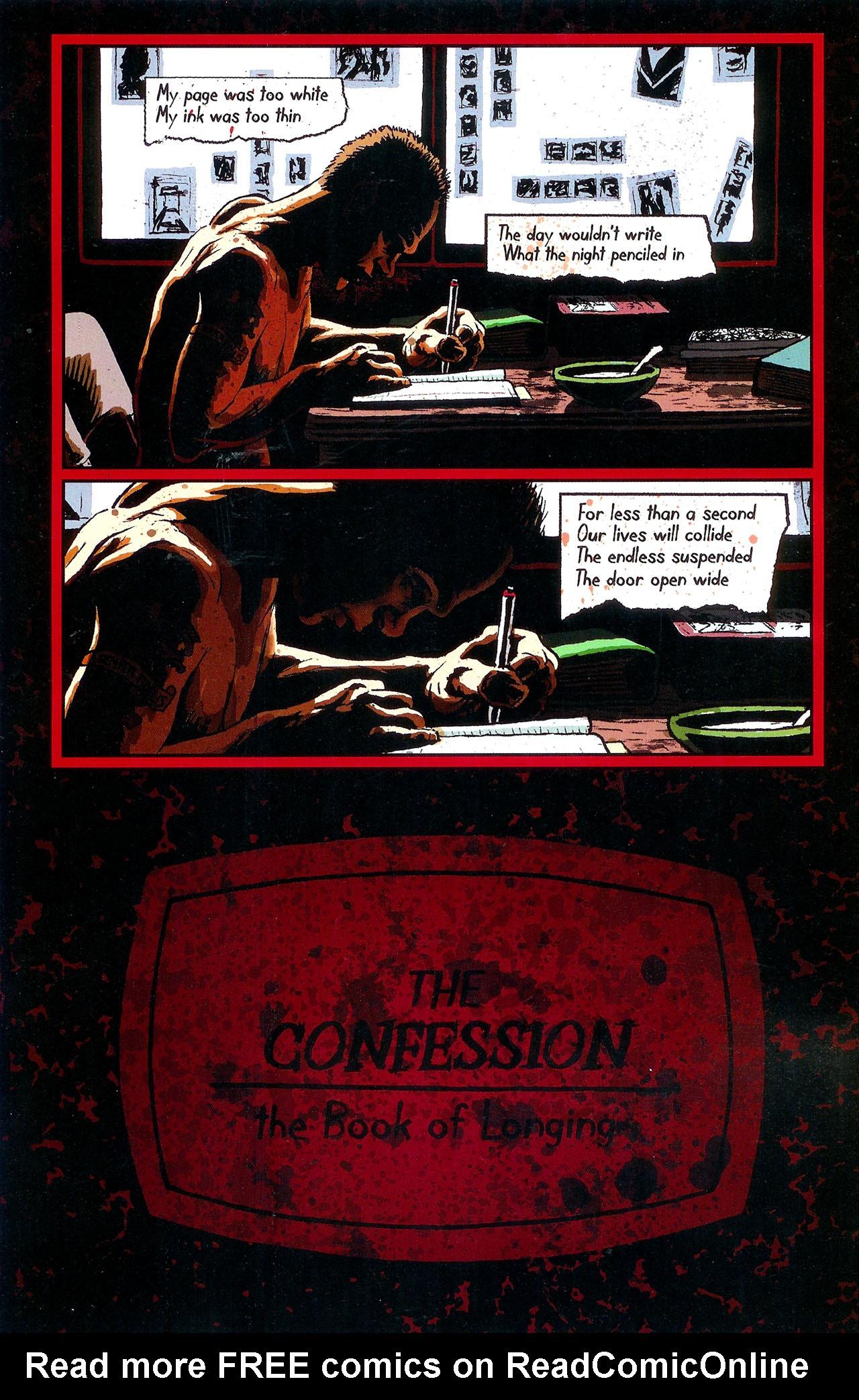 Read online Se7en comic -  Issue #6 - 4
