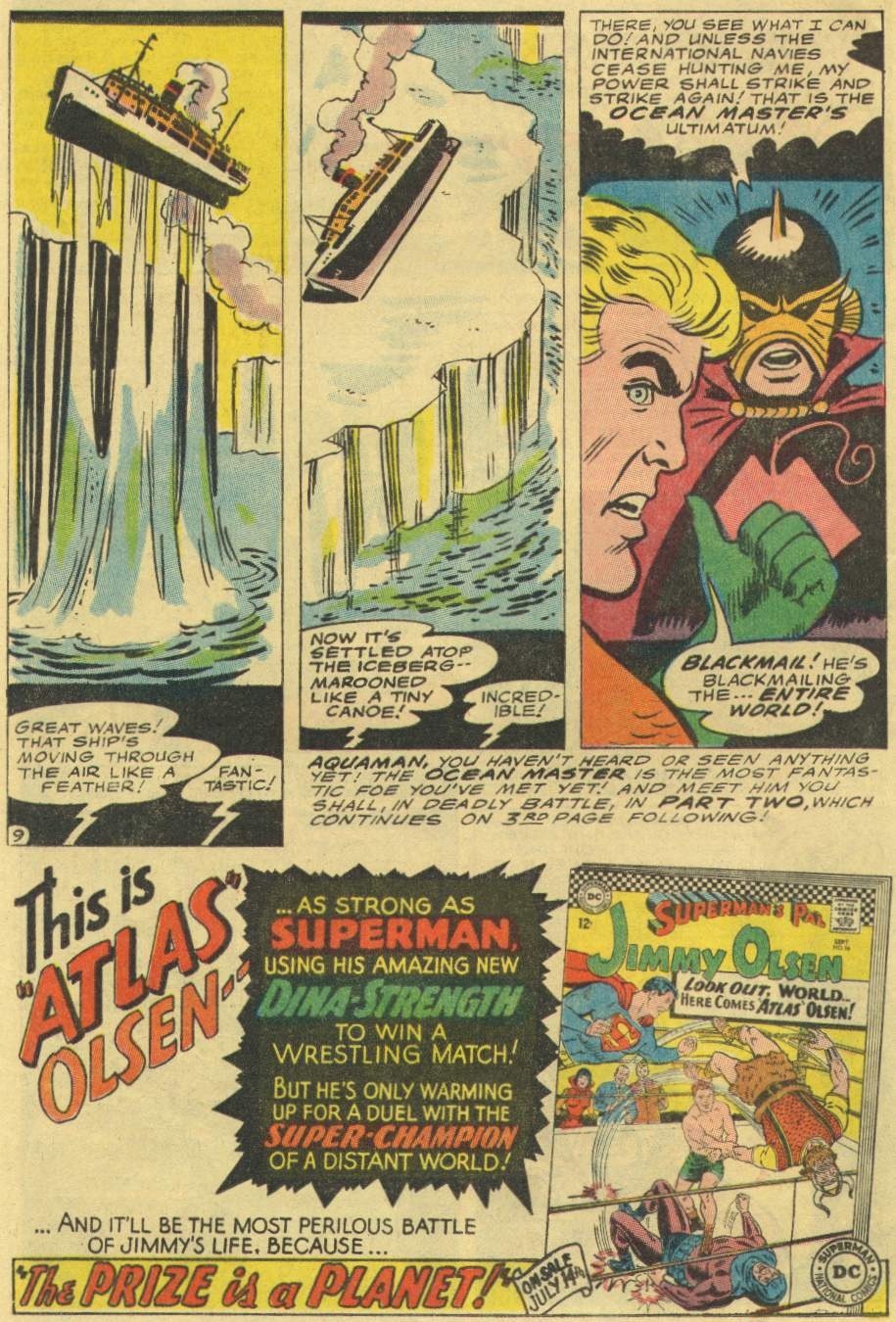 Aquaman (1962) Issue #29 #29 - English 12