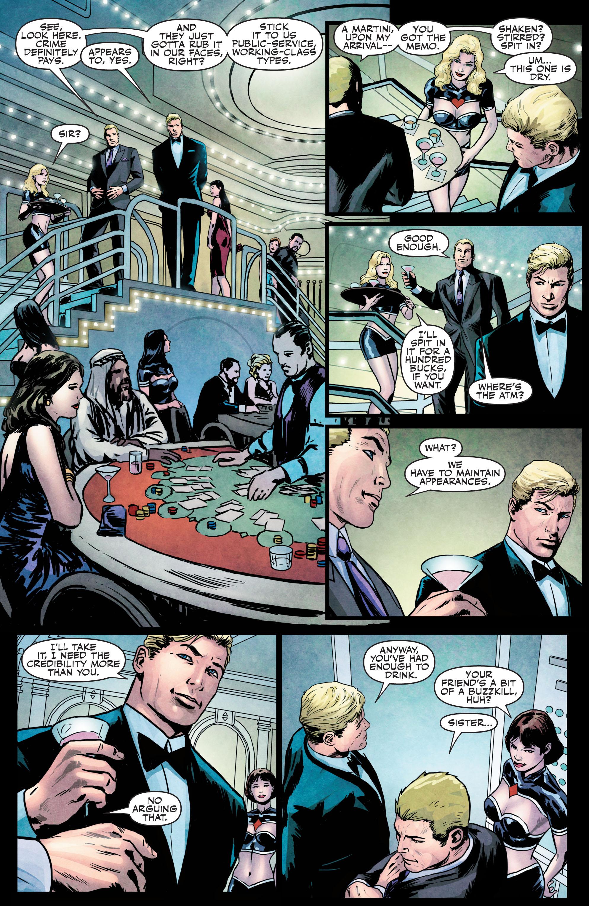 Read online Secret Avengers (2010) comic -  Issue #21.1 - 6
