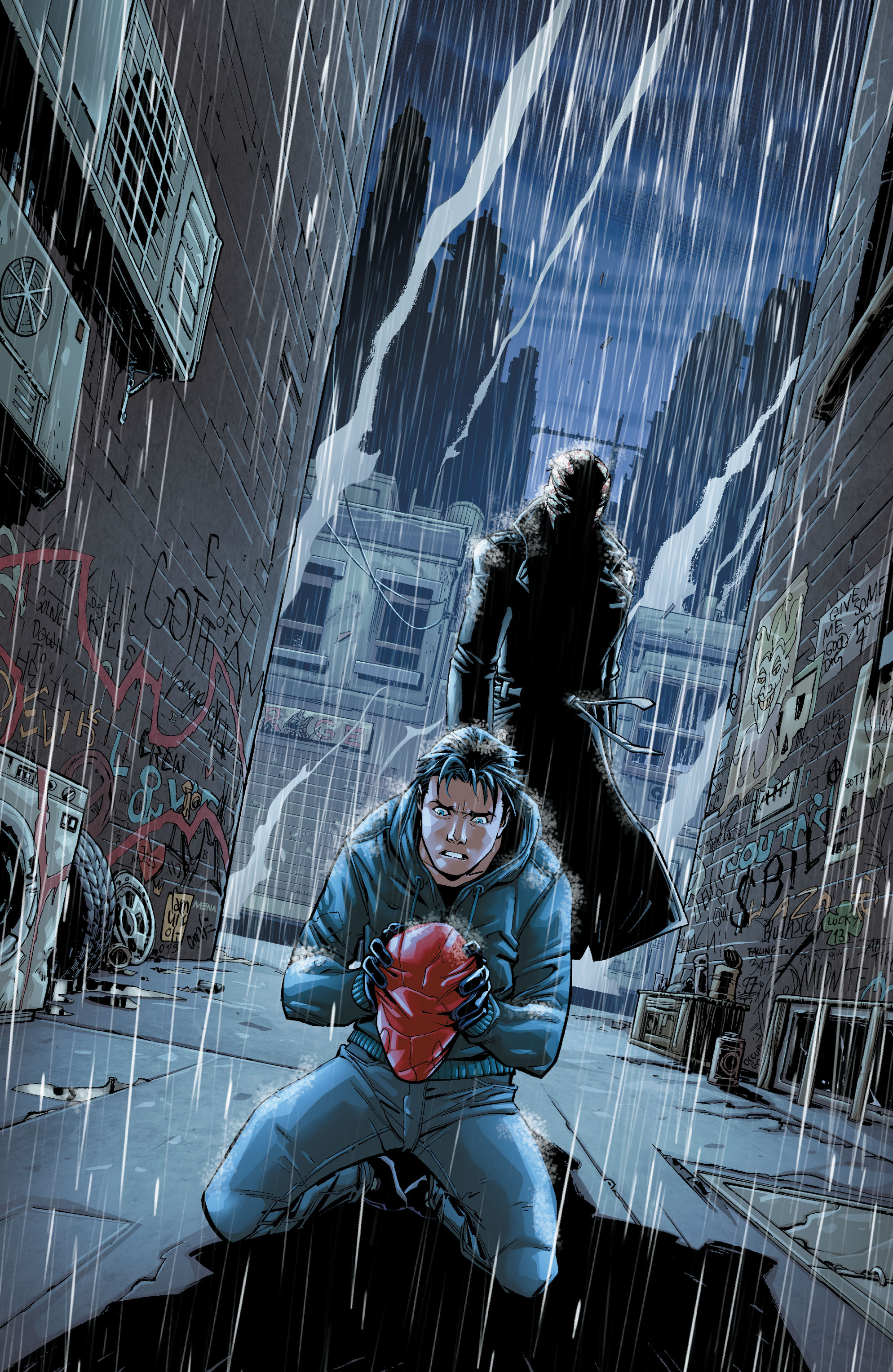 DC Comics: Zero Year chap tpb pic 370