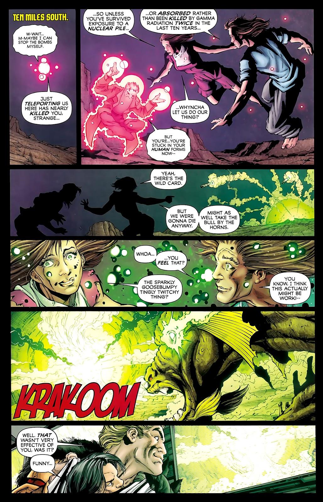 Incredible Hulks (2010) Issue #635 #25 - English 14