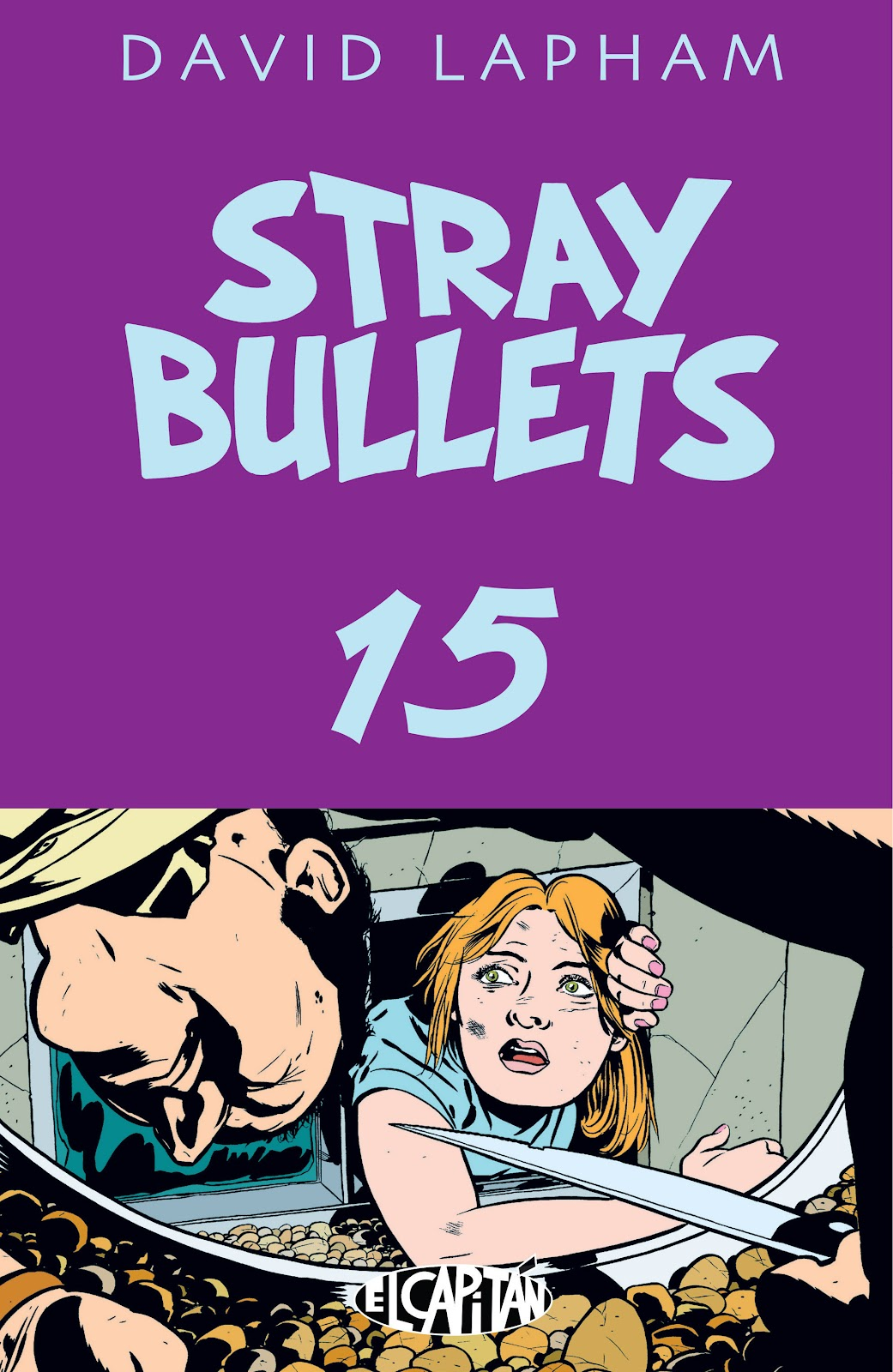 Stray Bullets Issue #15 #15 - English 1