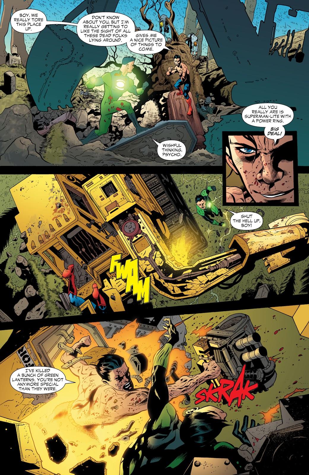 Green Lantern: The Sinestro Corps War Full #1 - English 236