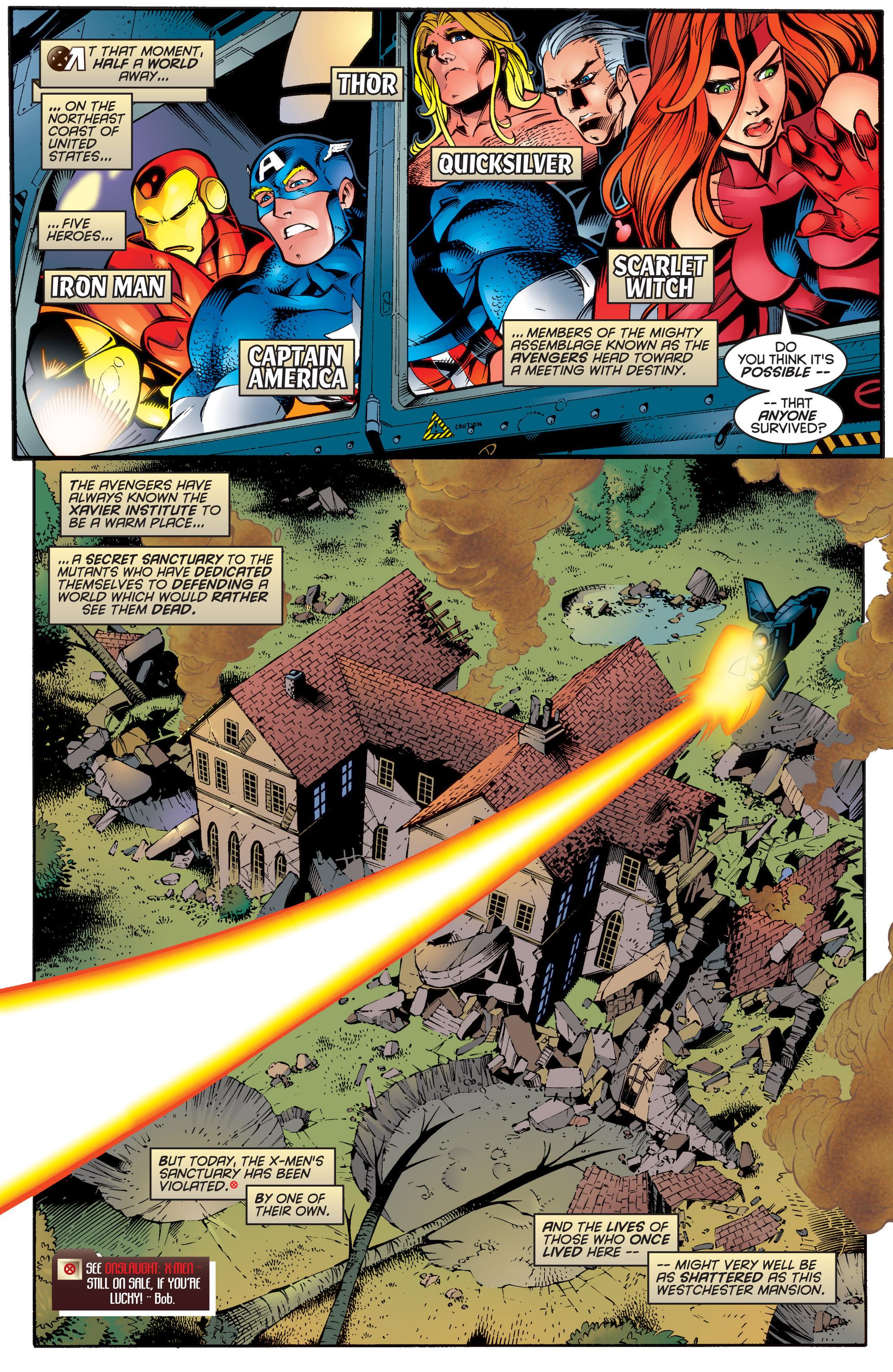Uncanny X-Men (1963) 335 Page 4