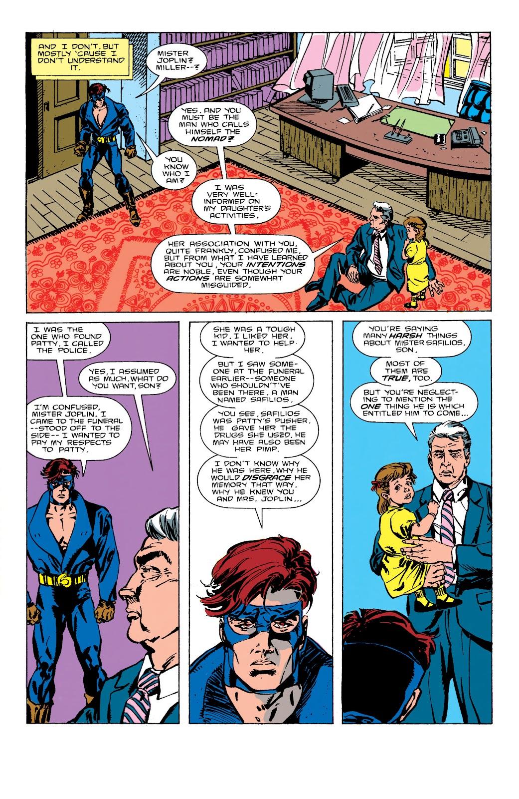 Captain America (1968) _Annual 9 #9 - English 54