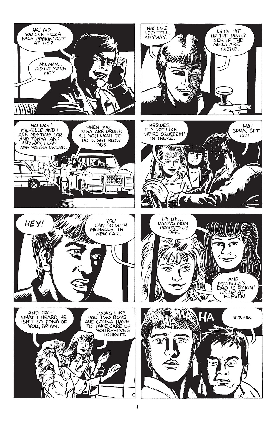 Stray Bullets Issue #34 #34 - English 5