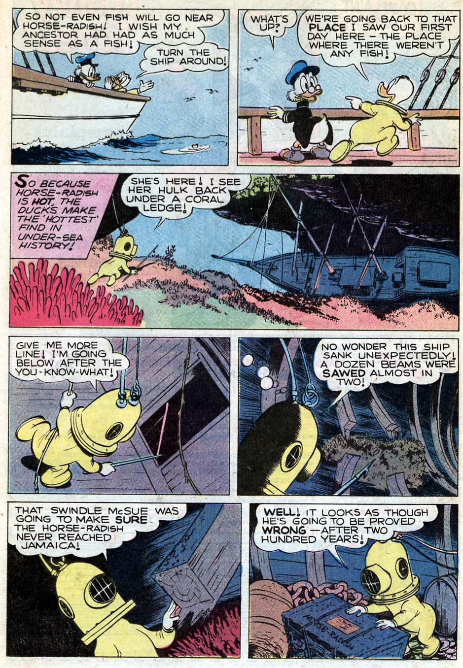 om/uncle-scrooge-1953/iss #224 - English 13