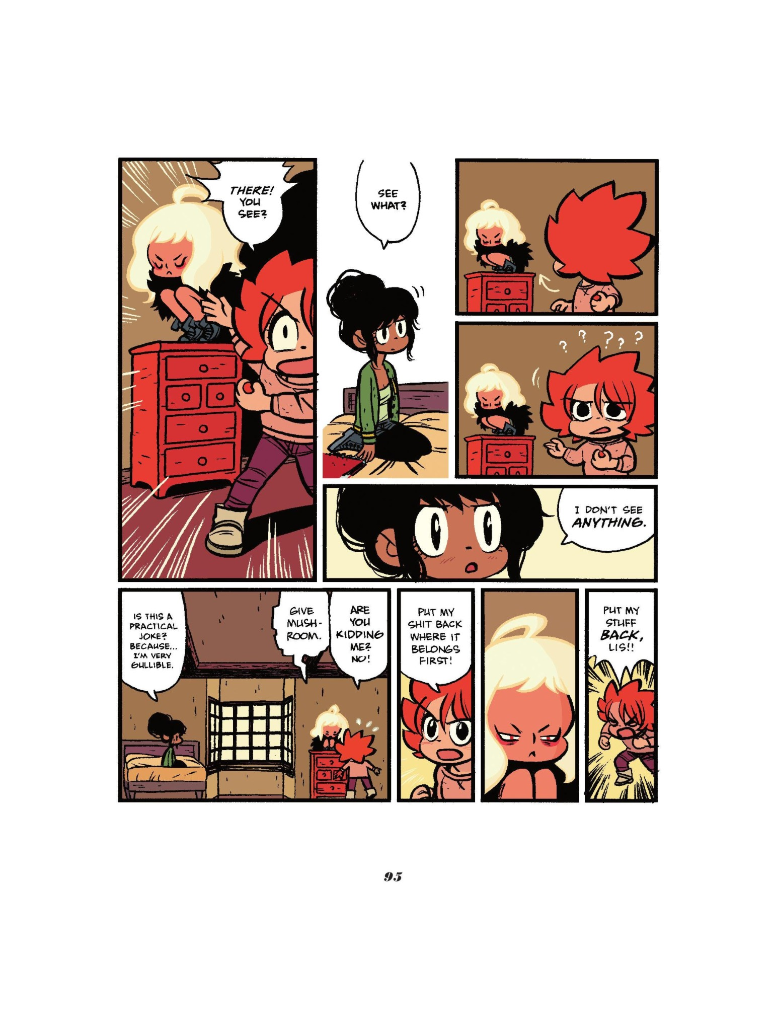 Read online Seconds comic -  Issue # Full - 97