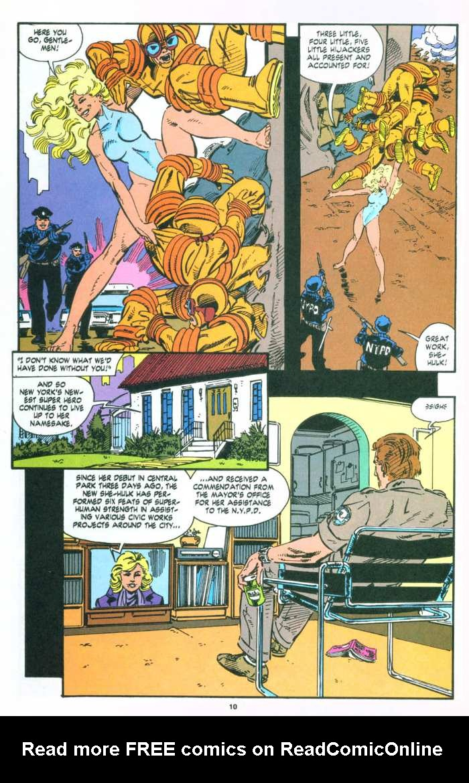 The Sensational She-Hulk Issue #49 #49 - English 10