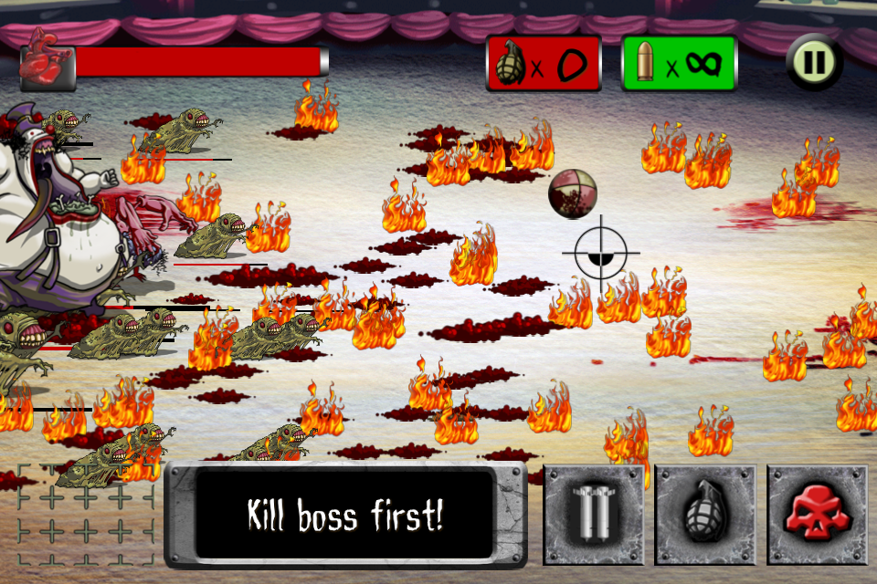 لعبة ApocaMonster: Zombies & Demons v1.5 apk