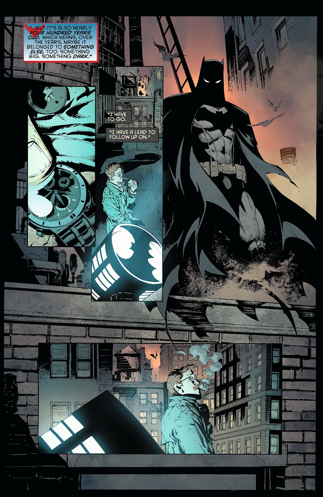 Batman (2011) Issue #4 #19 - English 17