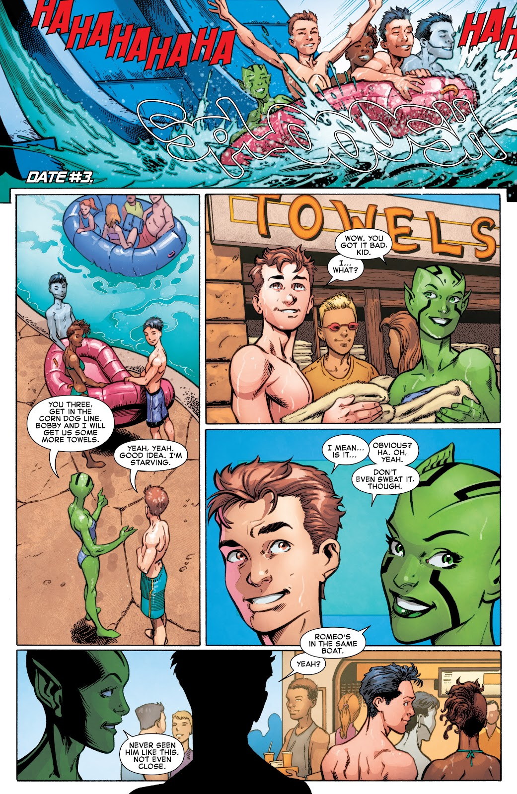 All-New X-Men (2016) Issue #17 #19 - English 15