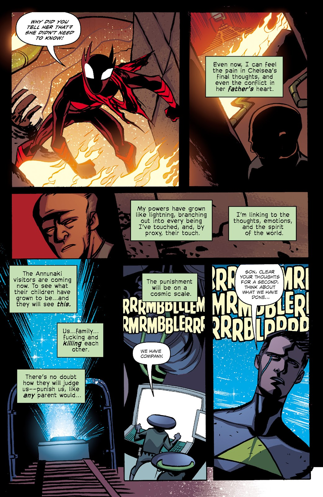The Victories (2013) Issue #14 Page 16