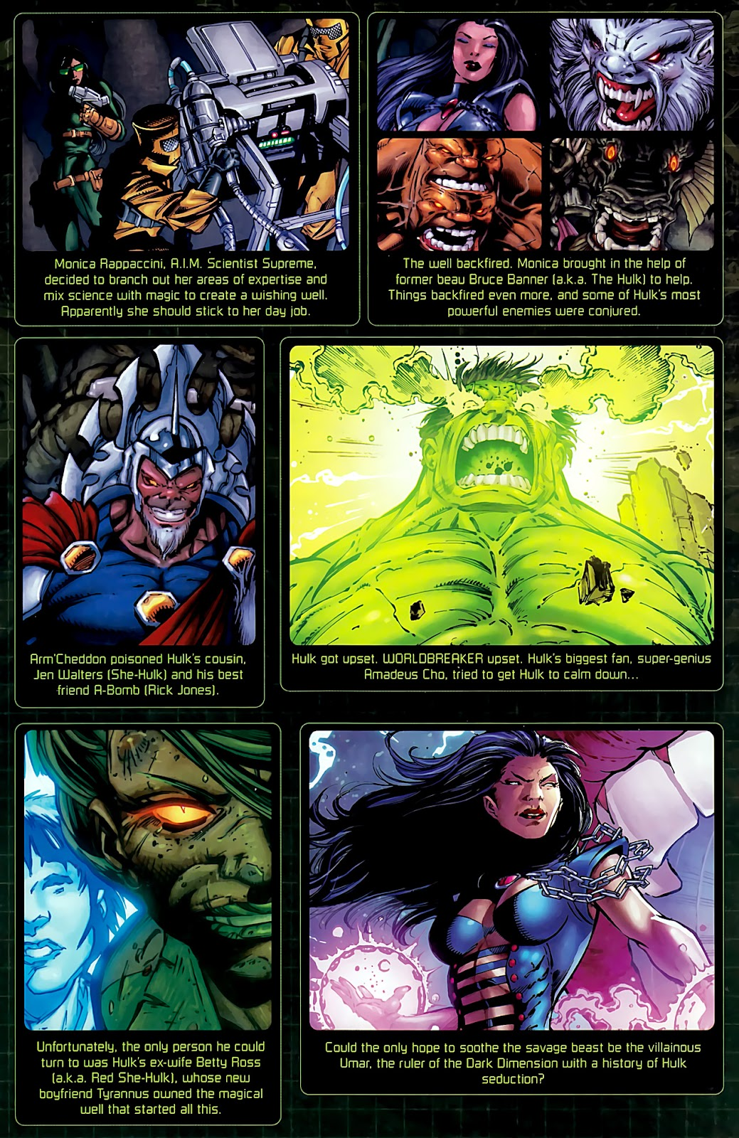 Incredible Hulks (2010) Issue #633 #23 - English 2