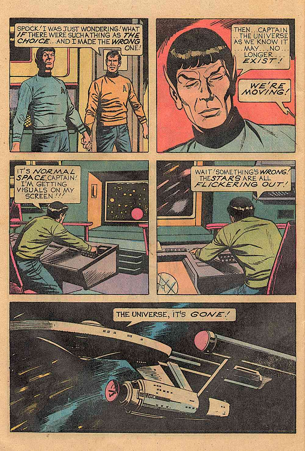 Star Trek (1967) Issue #33 #33 - English 25