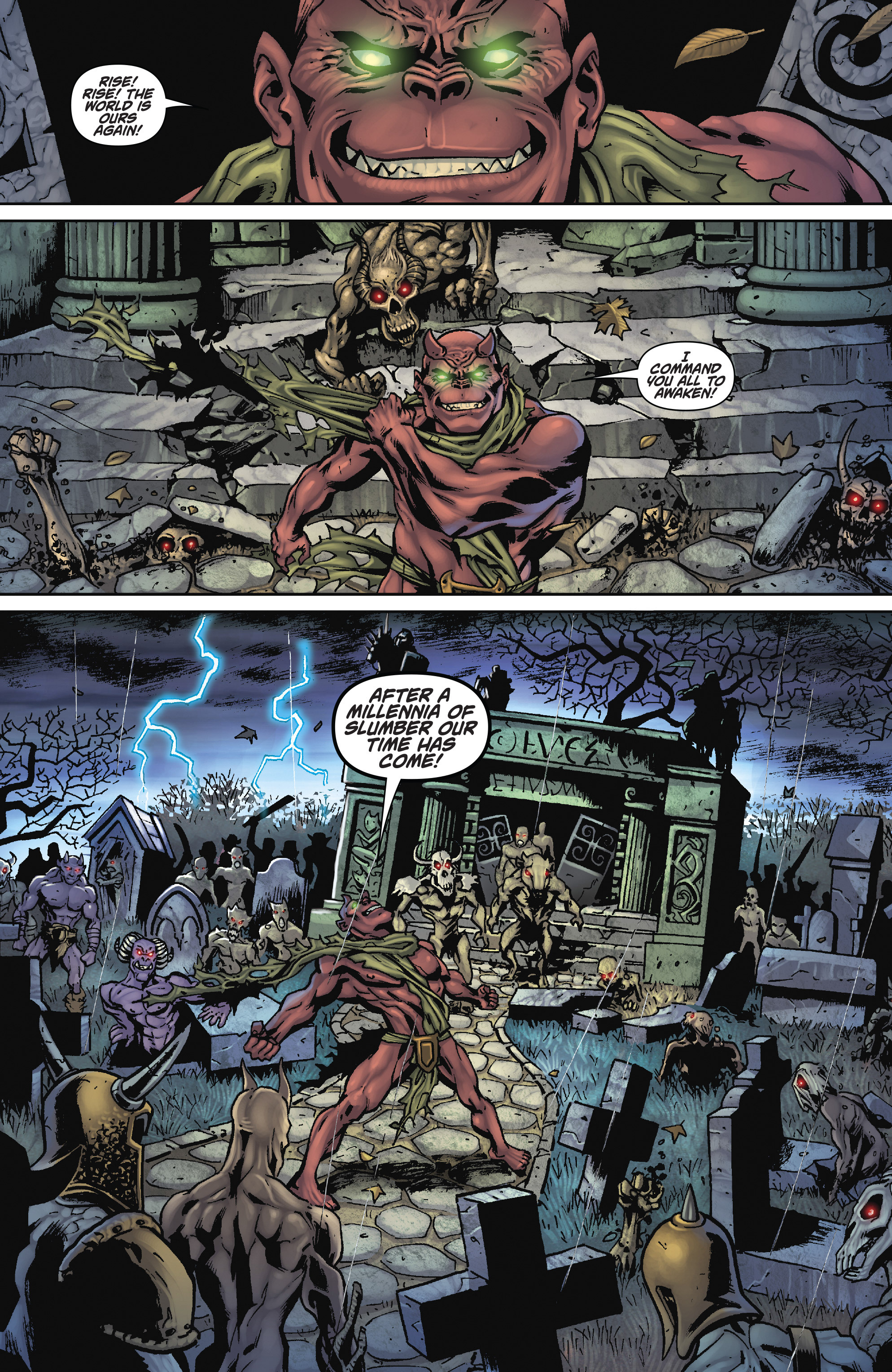 Army of Darkness: The Long Road Home TPB Page 15