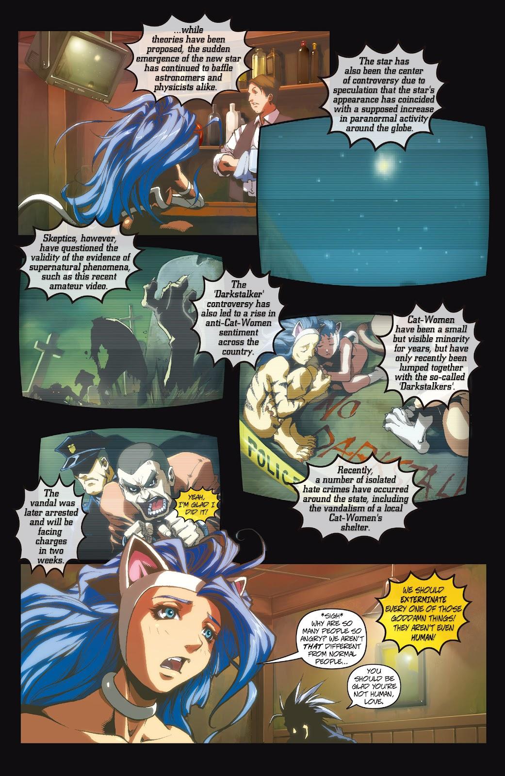Darkstalkers Issue #3 #4 - English 8
