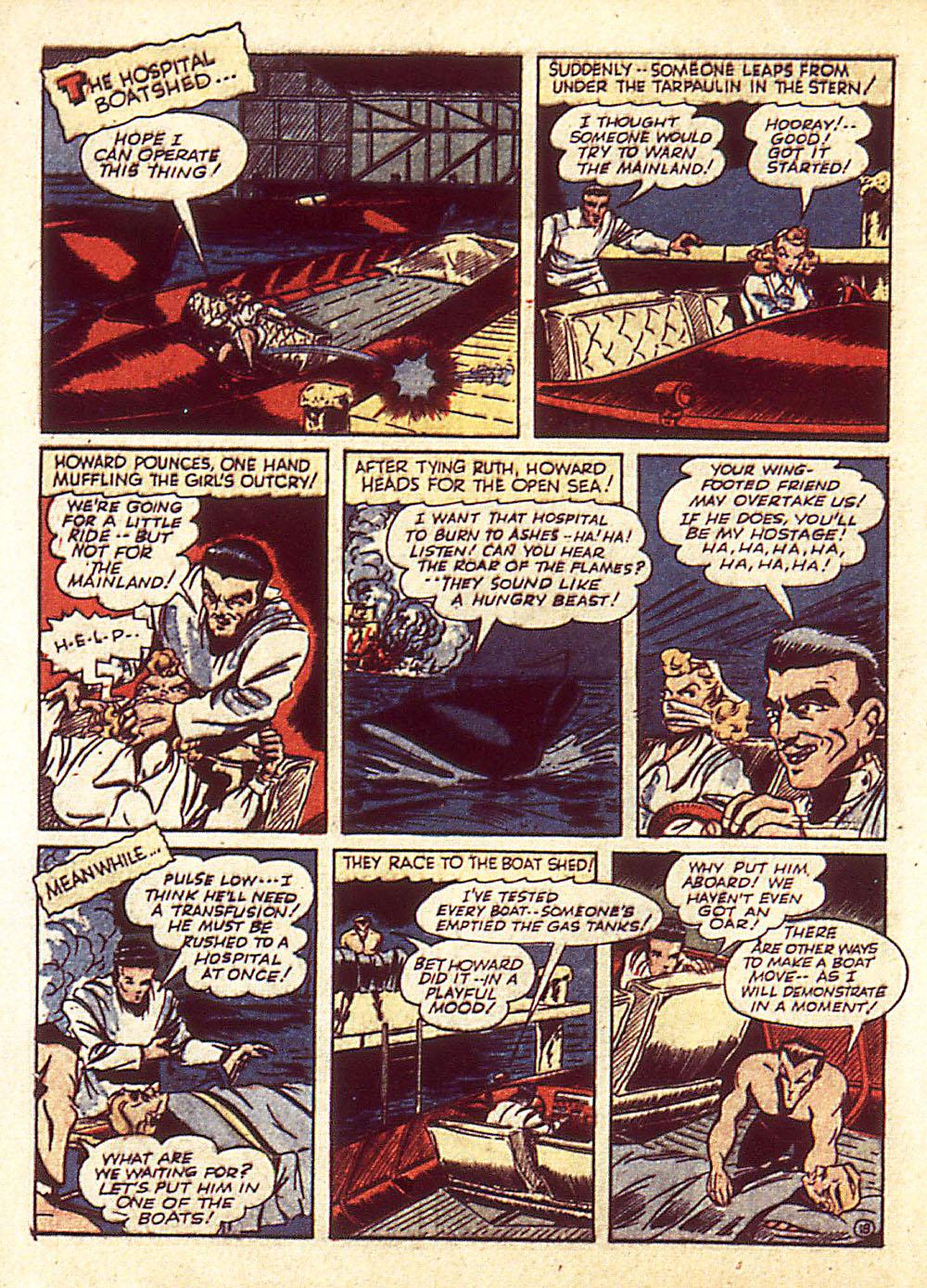 Sub-Mariner Comics Issue #4 #4 - English 21