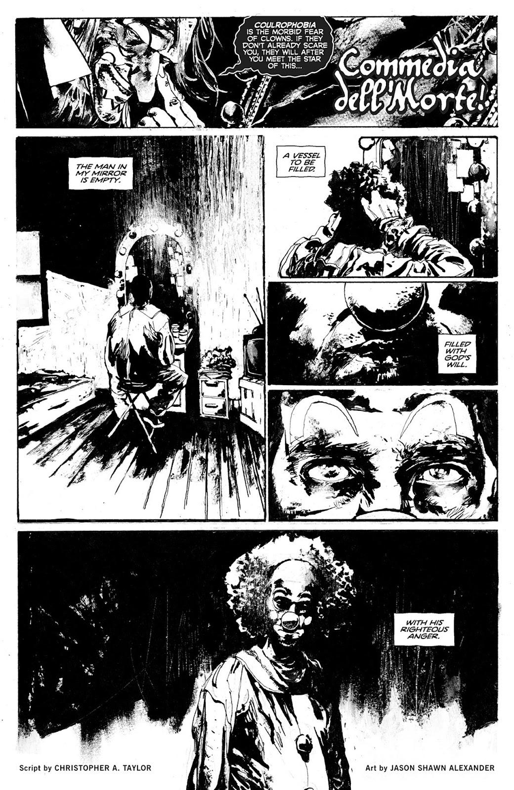Creepy (2009) Issue #6 #6 - English 17