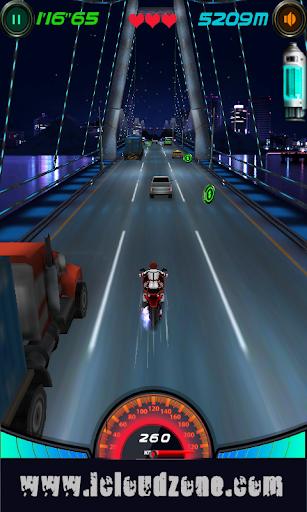 Asphalt Moto Oyundan 3