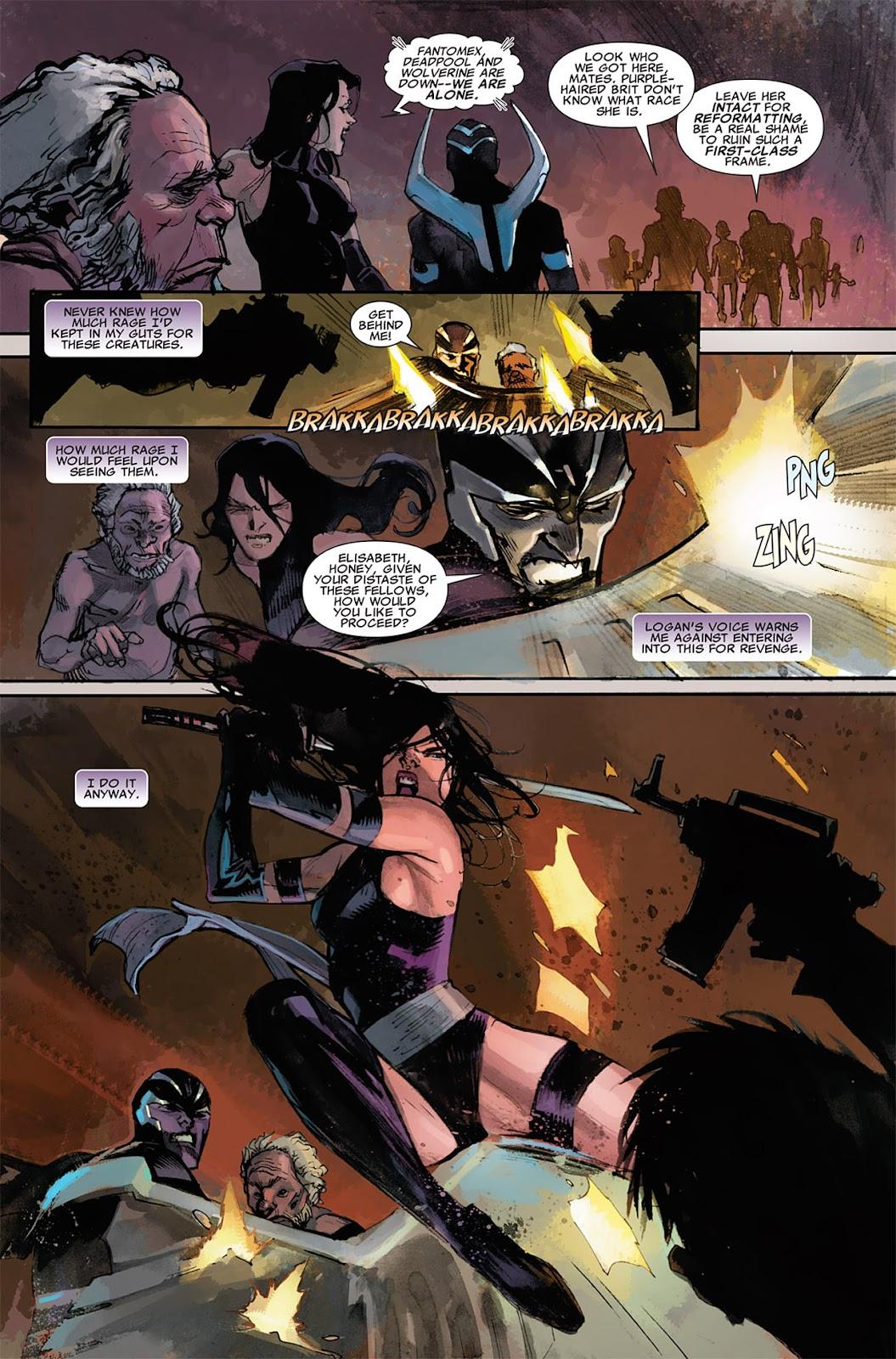 Uncanny X-Force (2010) Issue #5.1 #6 - English 12