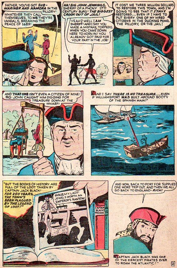 Sub-Mariner Comics #26 #26 - English 24
