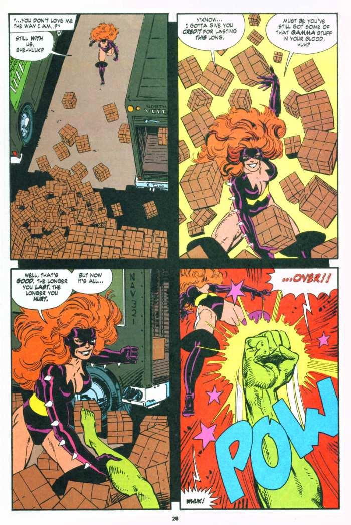 The Sensational She-Hulk Issue #49 #49 - English 23