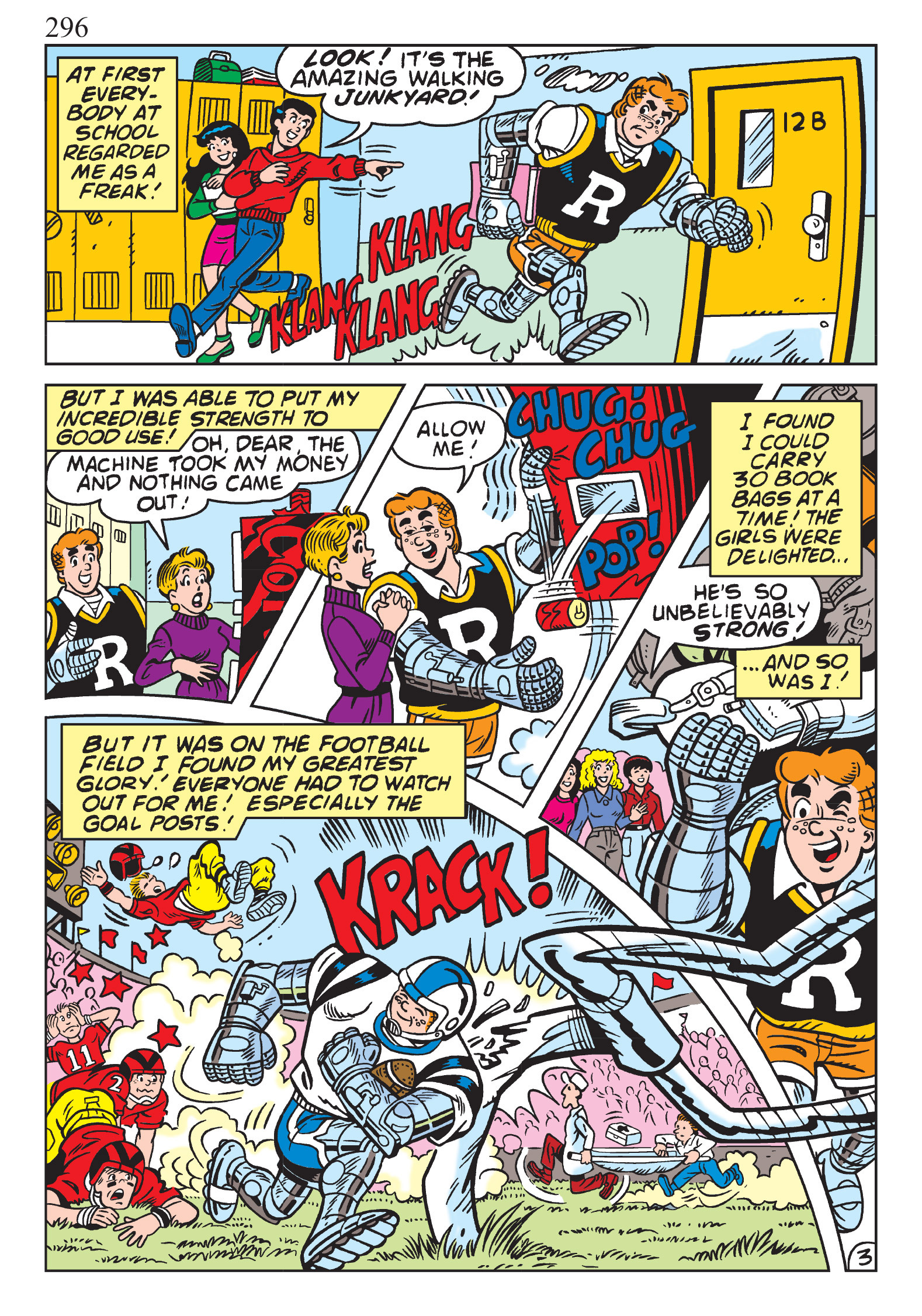 Read online The Best of Archie Comics comic -  Issue # TPB 1 (Part 2) - 68